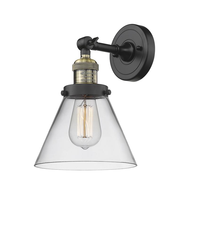 1 Light Sconce : 203-BBB-G42   Innovations
