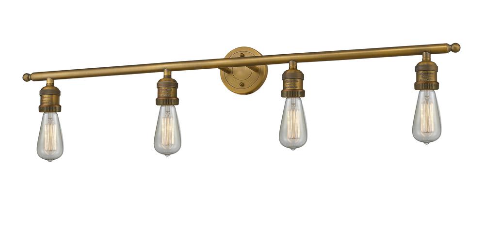 4 bulb light fixture wrap around light bathroom fixture 215bb innovations