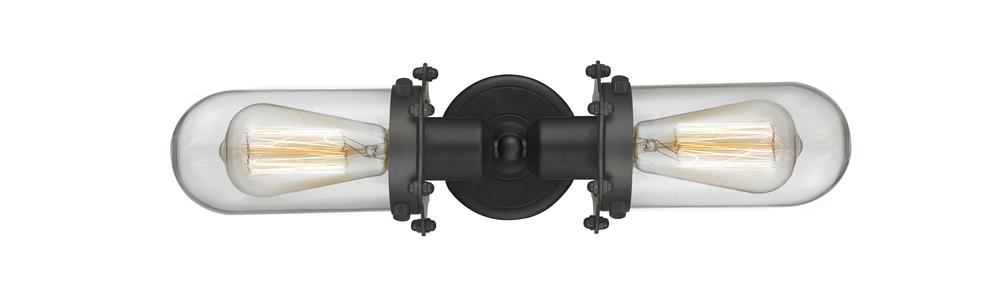 2 Light Centri 19 inch Bathroom Fixture : 233-OB-CL | Innovations