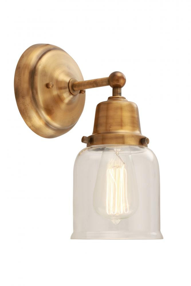 Small Bell 1 Light Sconce 623 1w Gb G52 Innovations